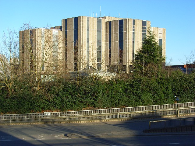The Civic Centre, Reading