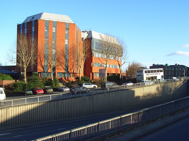 The police station, Reading