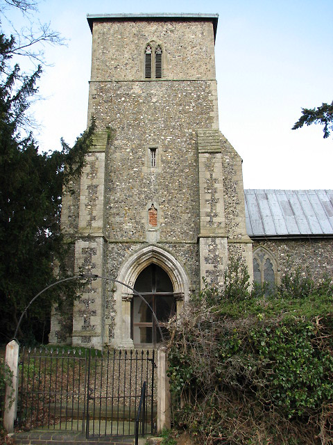 St Mary's Church in Whinburgh