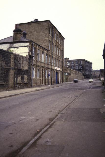Albert Street, Lockwood