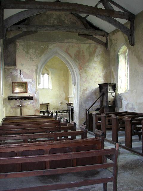 St Michael's Church - view southeast