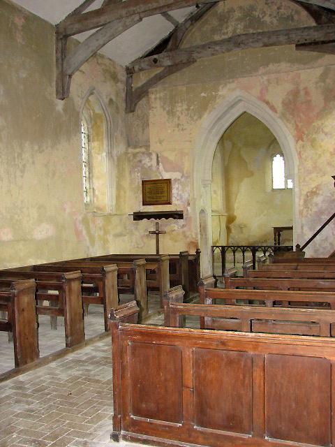 St Michael's Church - view northeast