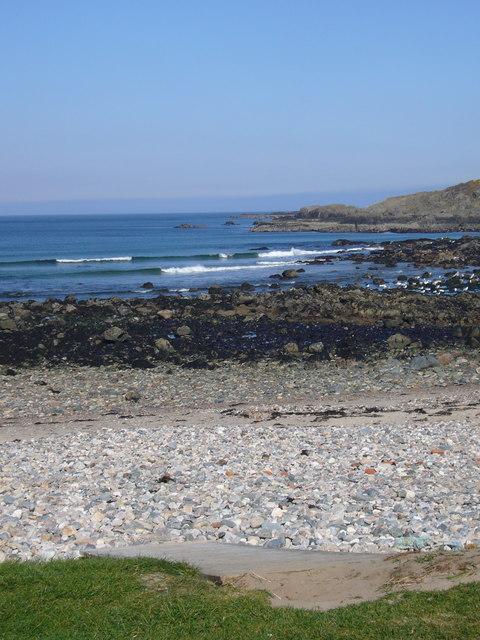 Portsoy Coast
