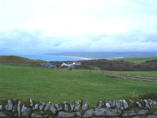 High Lossit from the Ballygroggan road