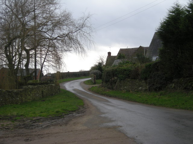 The way to Wistanstow