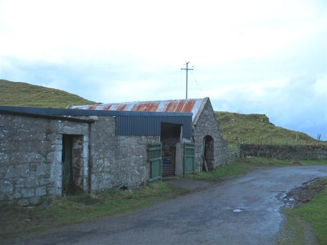 High Lossit outbuildings