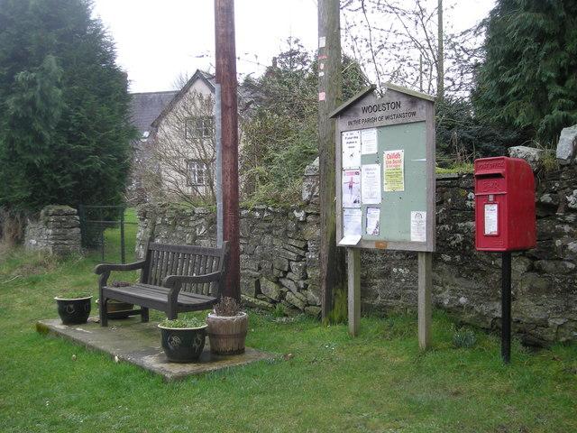 Local notices