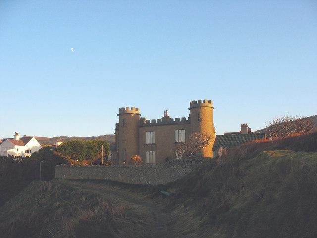 Castell Pentraeth
