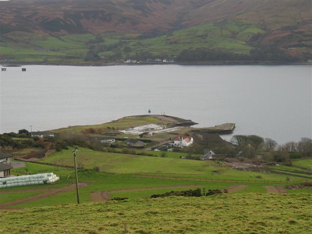 Askomill Hill view