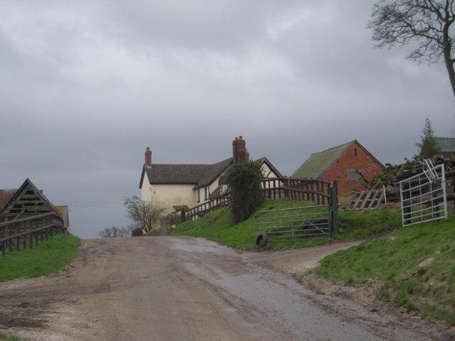 Wilderley Hall