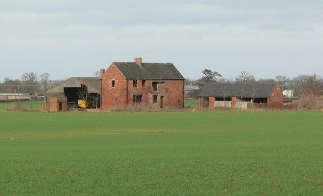 Derelict Barn Farm