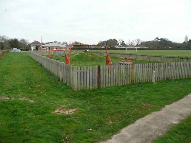 Birdham playground