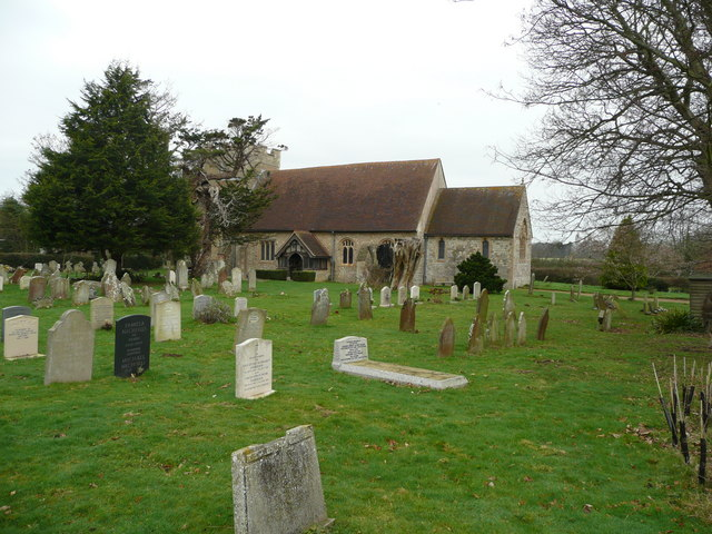 St. James' church, Birdham