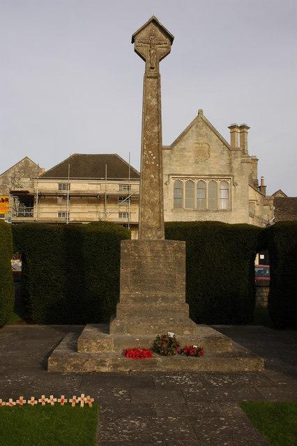 War Memorial, Painswick