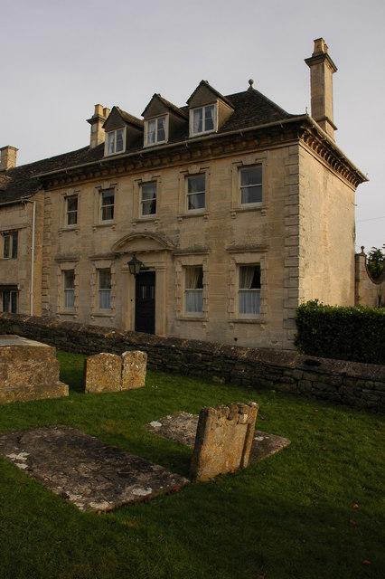 The Vicarage, Painwick