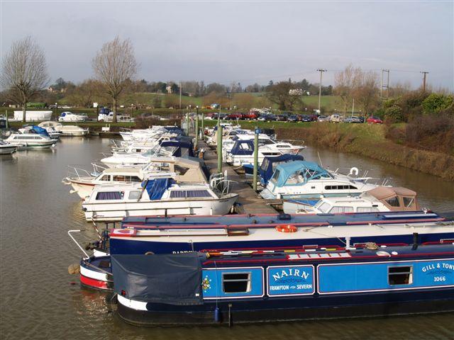 Tewkesbury Marina