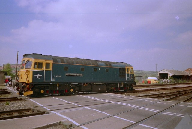 D.6535 (original number)  On the Crossing.