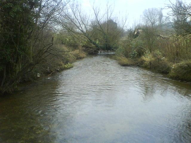 River Lea  Batford