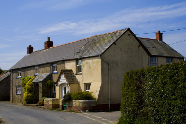 Farm Cottages at Claw Cross