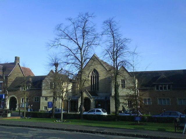 High Street Methodist Church Harpenden
