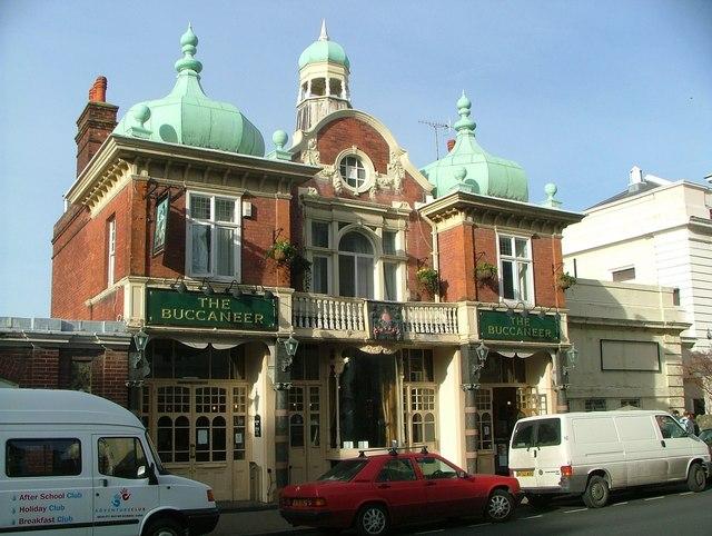 The Buccaneer, Eastbourne