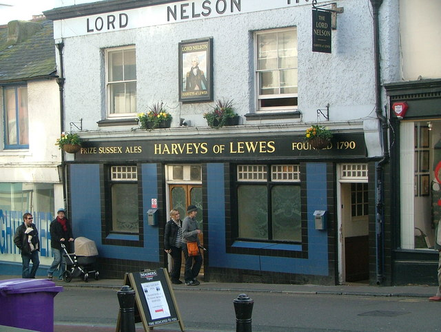 The Lord Nelson, Brighton