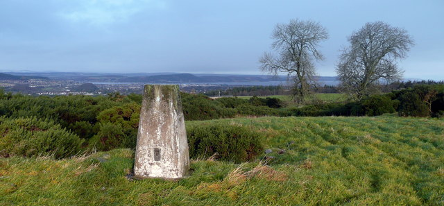 Ordnance Survey Triangulation Pillar