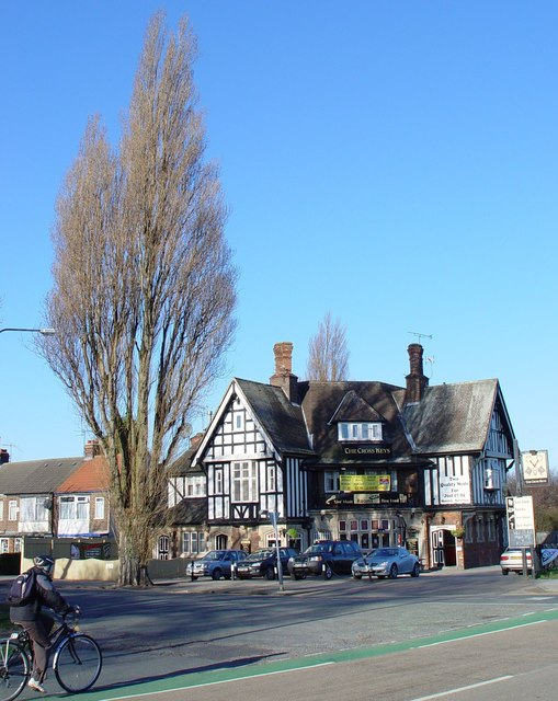 The Cross Keys