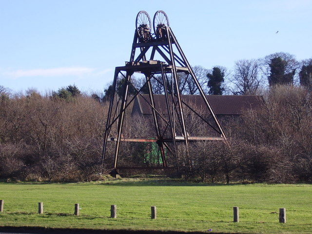 Winding Gear (disused)