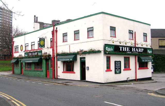 The Harp - Cromwell Street, Lincoln Green Road