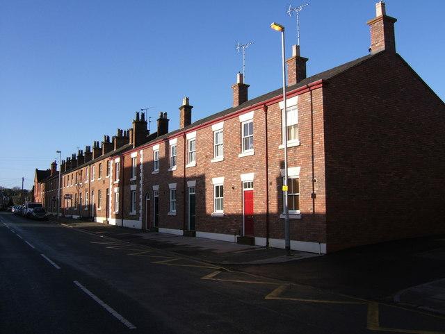 Claverton Row, Handbridge, Chester