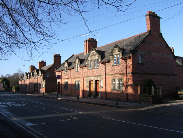 Estate houses, Handbridge, Chester