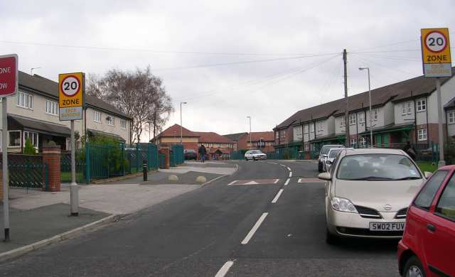 Rigton Approach - Burmantofts Street