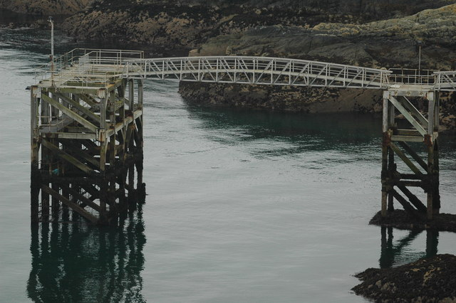 Jetty at Point Lynas