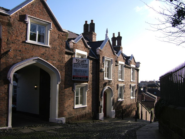 The Old Rectory, St. Mary's Hill