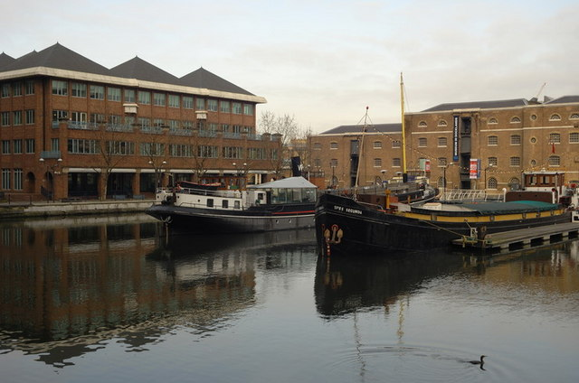 Dockland's Buildings