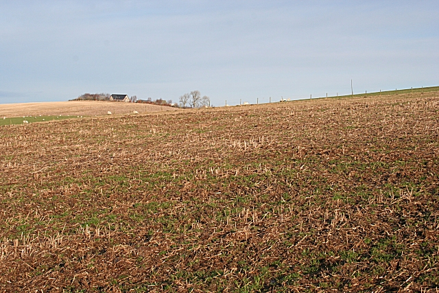 Arable Land at Newton of Auchindachy