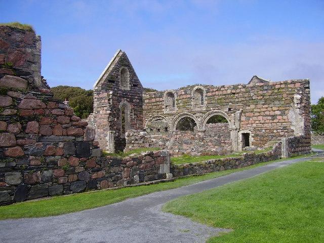 Iona - Ancient Nunnery