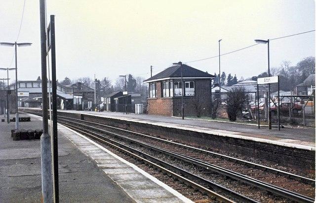 Alton Station.