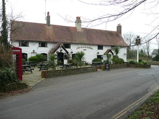 The Black Horse Inn, Climping