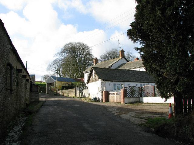 Stroxworthy farm