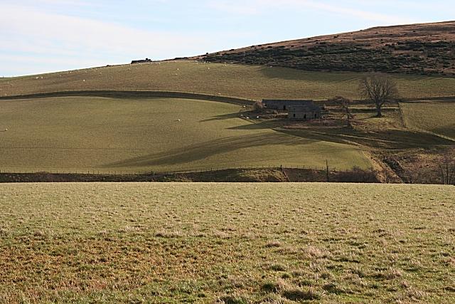 Hillend from near Bomakelloch