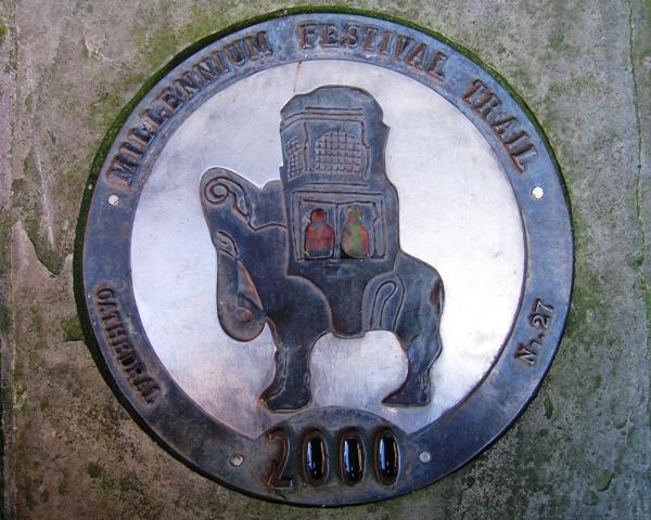 Millennium Festival Trail: Cathedral - No 27