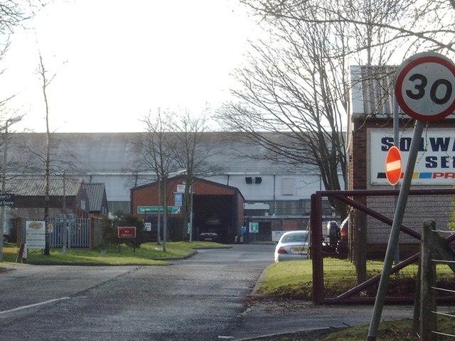 Catherinefield Industrial Estate