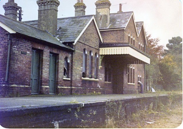 Disused Station