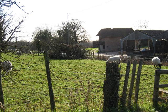Oast House at Stonehall Farm, Crumps Lane, Ulcombe, Kent