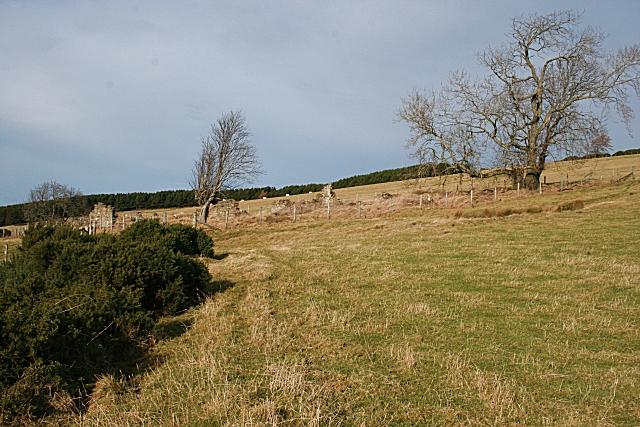 Approaching Lower Hillside