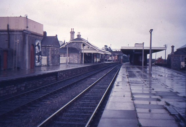 Tenby Railway Station