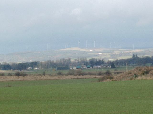 Field near Dalscone