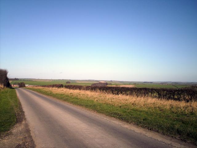 Wold Road - Nafferton